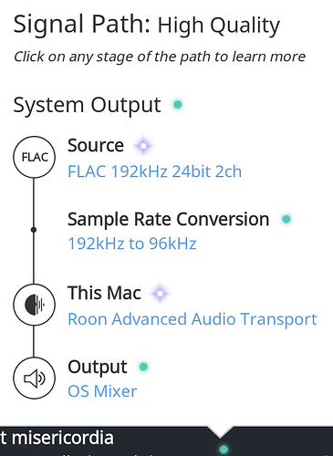 Sample Rate Conversion Problem [Solved] - Support - Roon