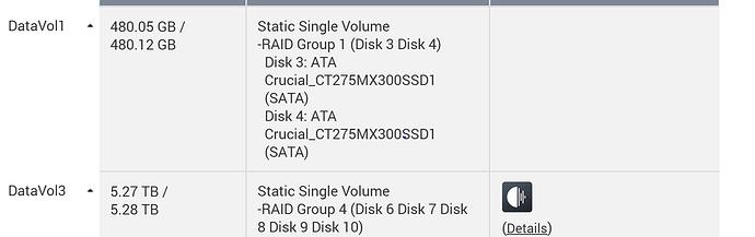 Roon Server on QNAP Setup/Config - QNAP/Synology NAS - Roon