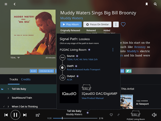 Is Tidal stream with Roon lossless HIFI? I need some help