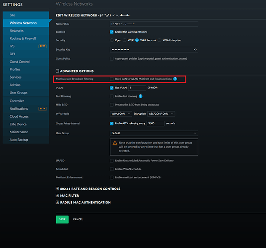 Loss of the remote connection to the Roon server - Support