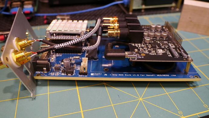 PCB w-RCA Cables-2