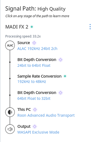 Downsampling problem - Support - Roon Labs Community