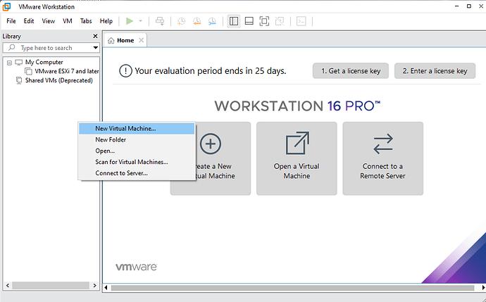 1.VMware