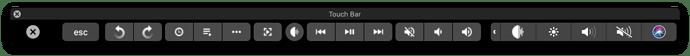 TouchBarRoon