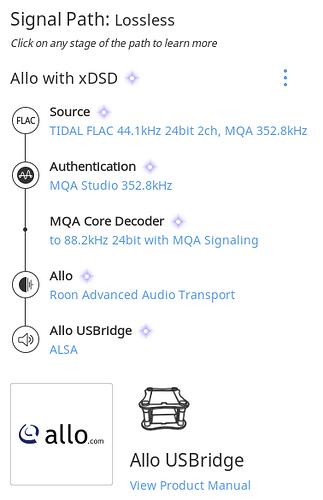 Allo USBridge board - Allo - Roon Labs Community
