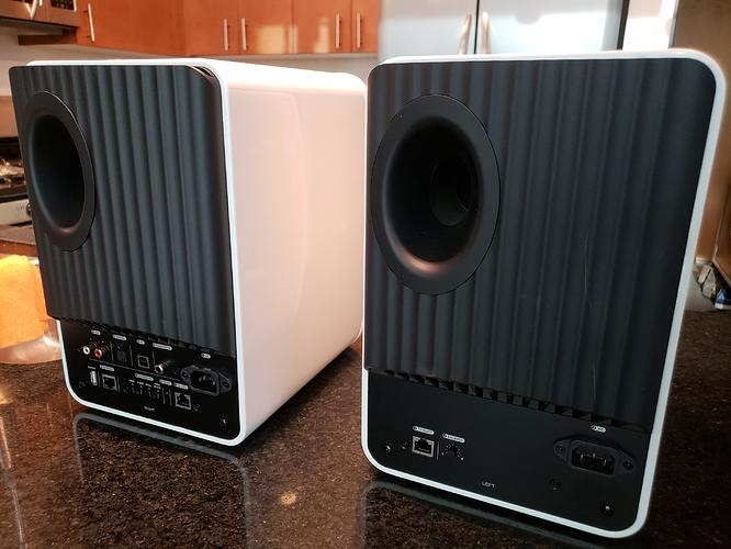 FS: KEF LS50W Speakers - PRICE LOWERED [SOLD] - Sales and