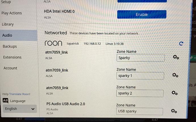 Sparky Dietpi Roon Bridge McFifo Mc DualXO HDMI LVDS Module I2S