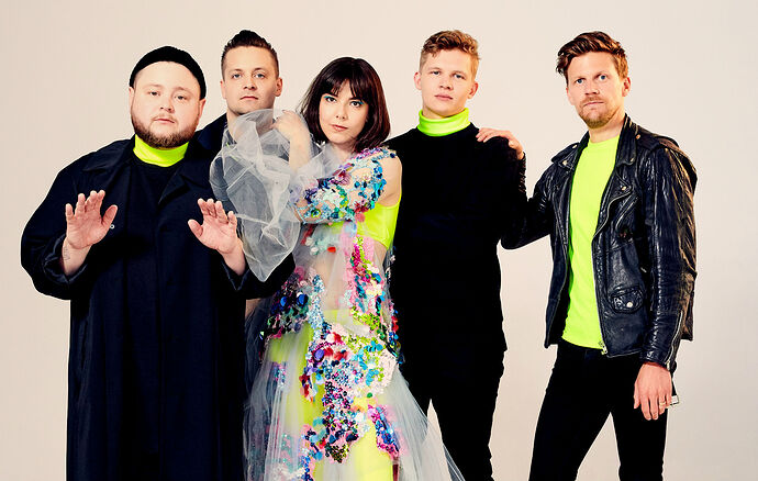 Of Monsters and Men