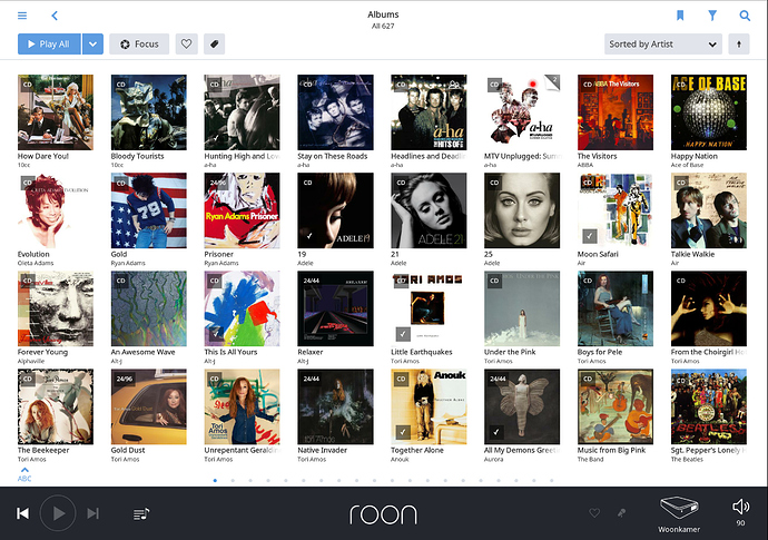 Guide to enabling immersive mode in Android - Android - Roon