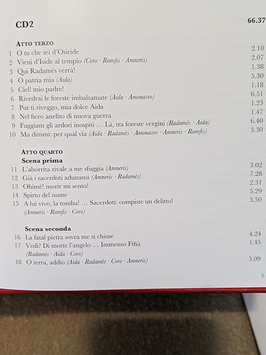 Aida CD2 Atto Terzo
