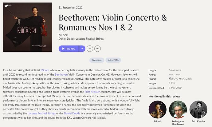 Beethoven-Midori-Info