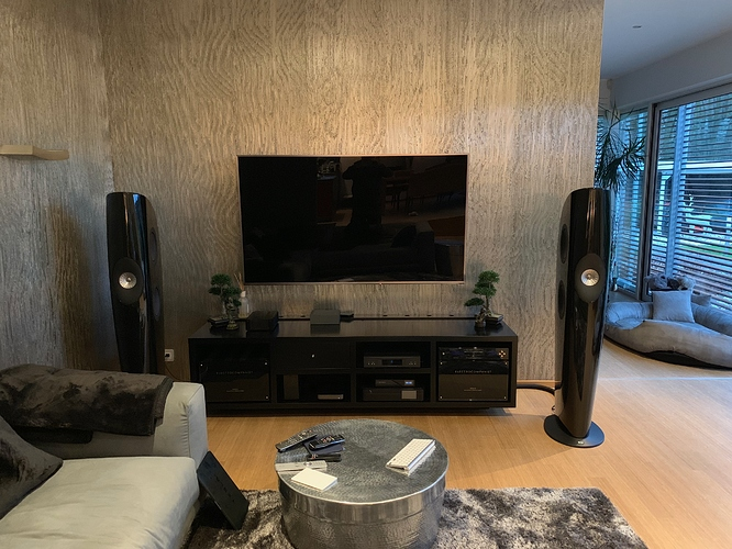 Showing (off) your Roon setup - description and photos