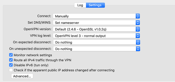 VPN: step-by-step - Tinkering - Roon Labs Community