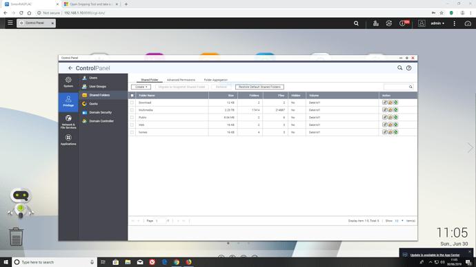 Qnap Multimedia Folder Path