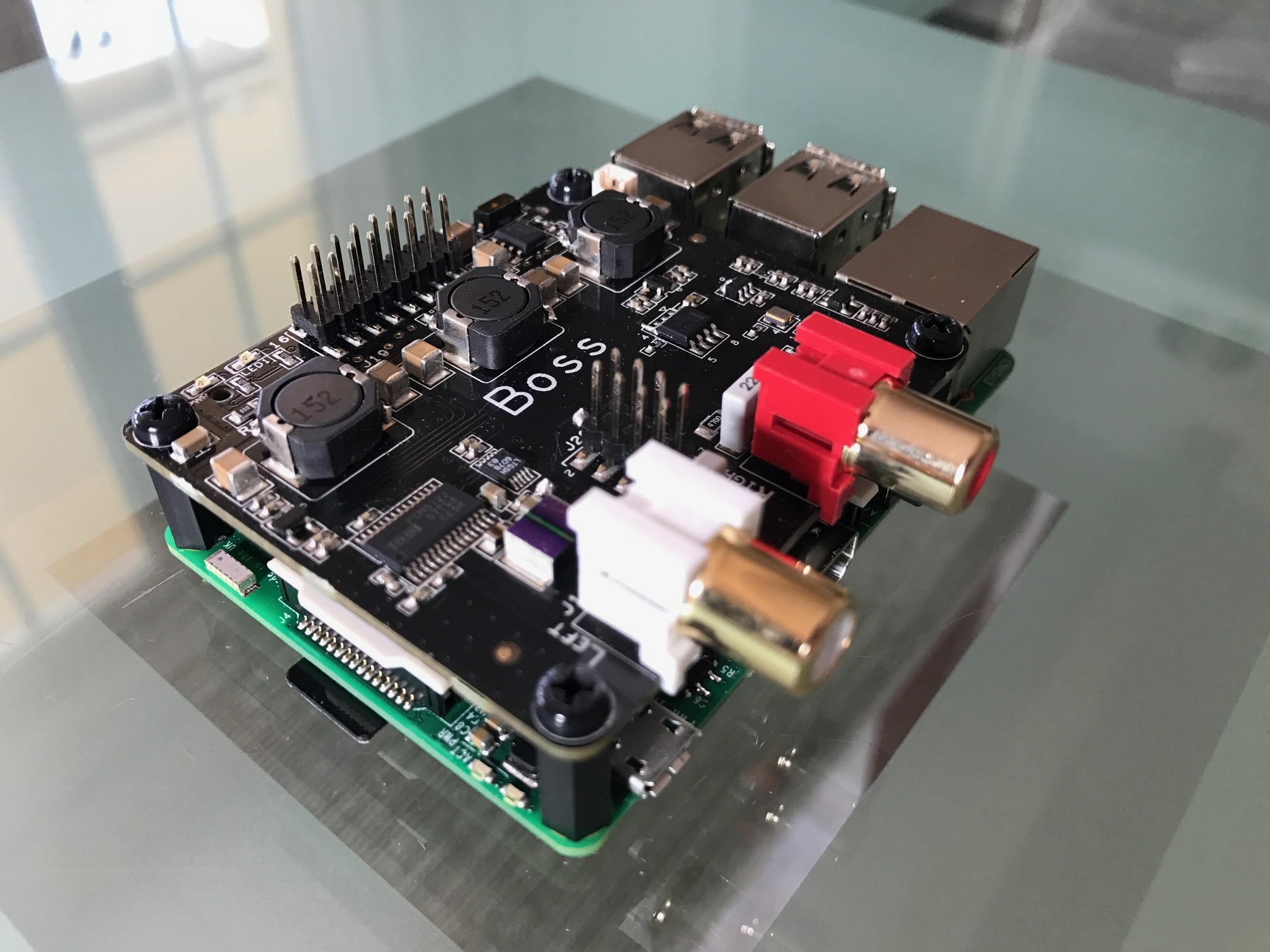 Allo Boss DAC review - Raspberry Pi - Roon Labs Community