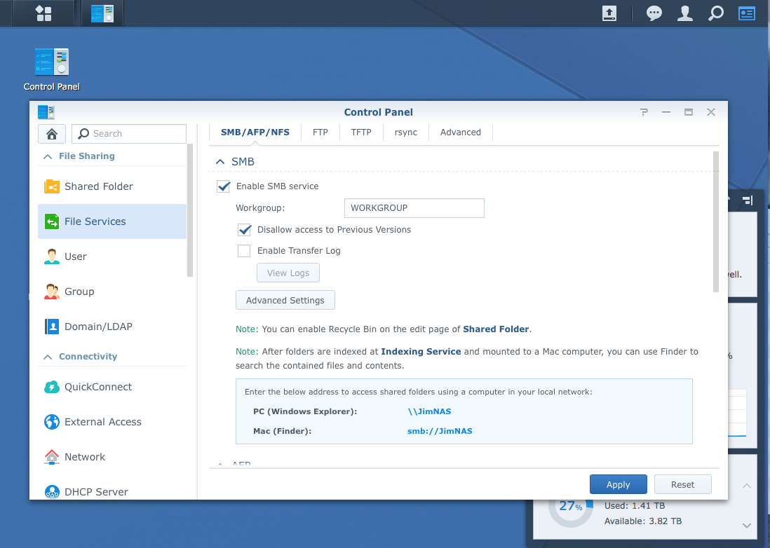 NAS Synology DS 213 - QNAP/Synology NAS - Roon Labs Community