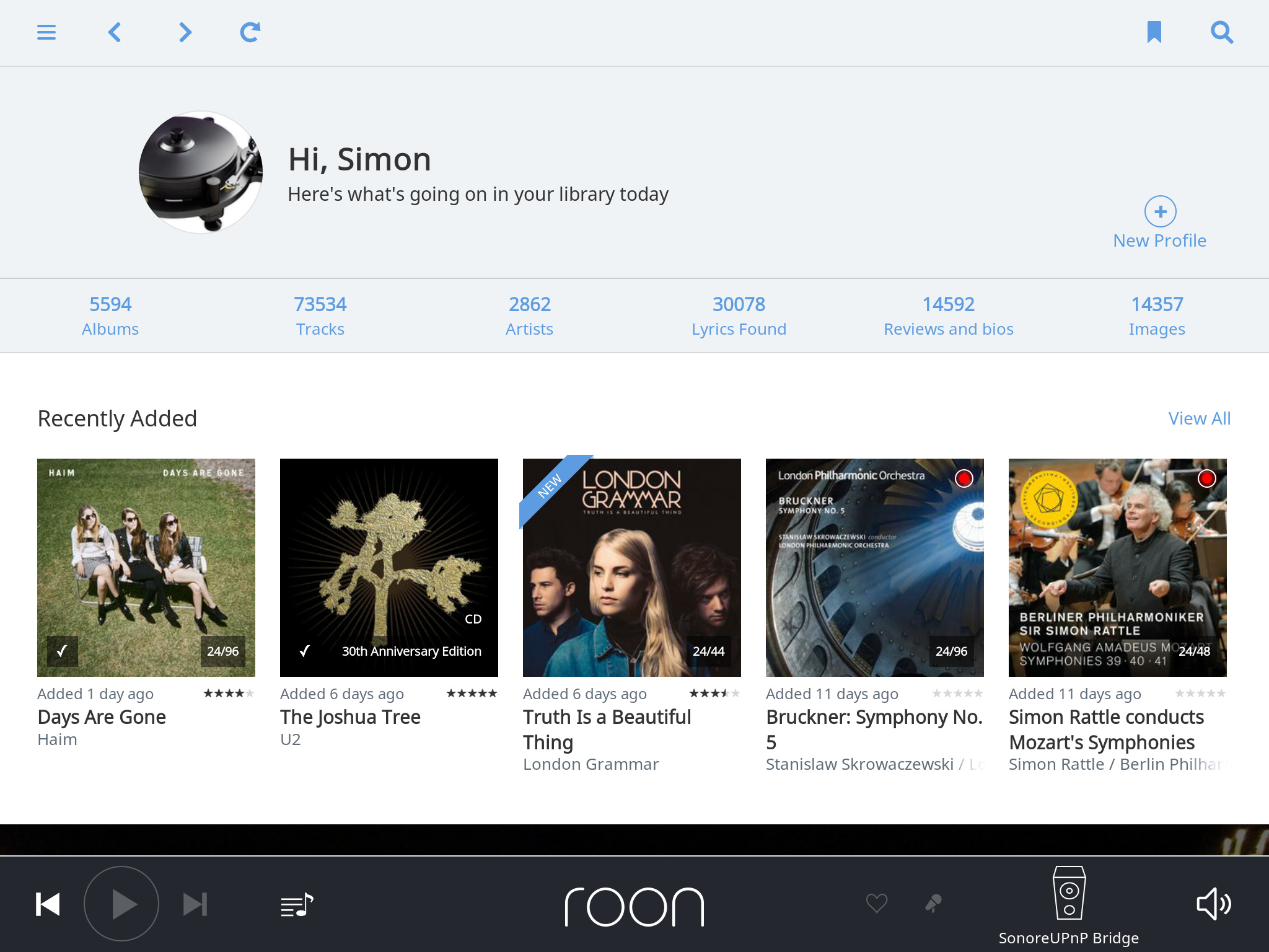Couple of things in latest release on ROCK - Support - Roon Labs