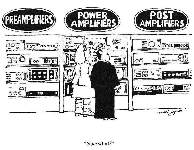 post-amplifiers