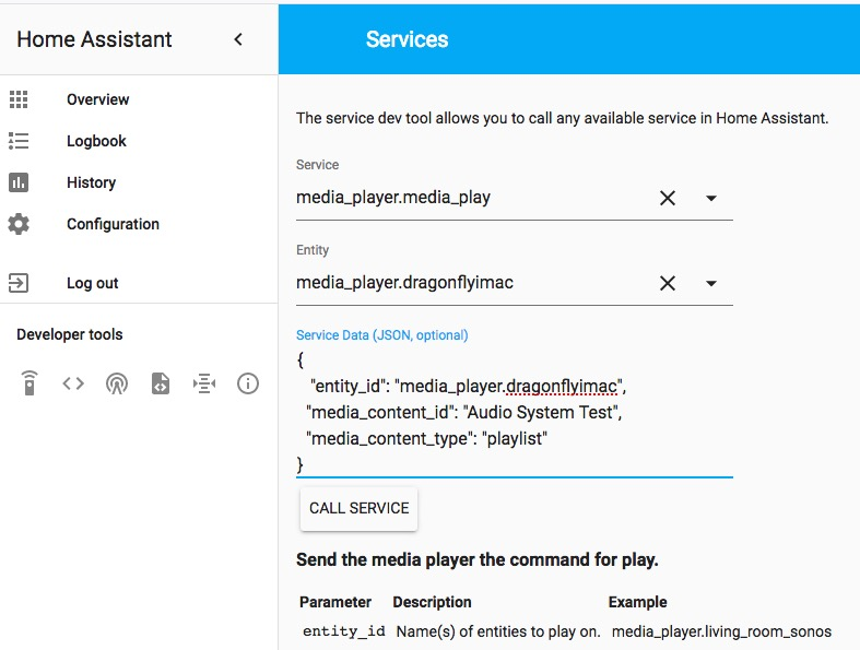 Roon module for Home Assistant - Tinkering - Roon Labs Community