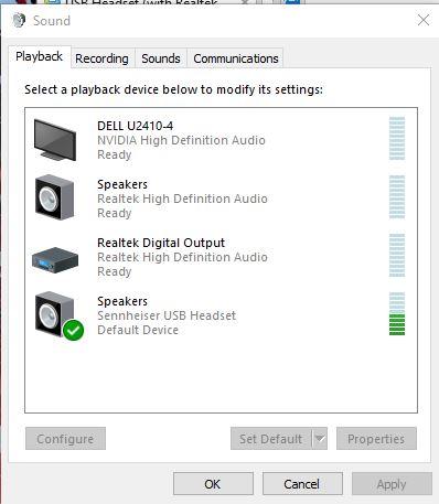 do i need realtek usb audio