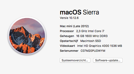 Can't see external hard drive on MacOS [Ticket is in] - Support