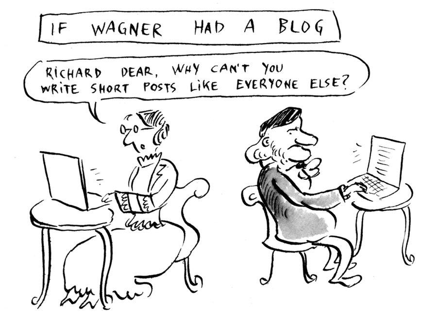 Wagner's blog