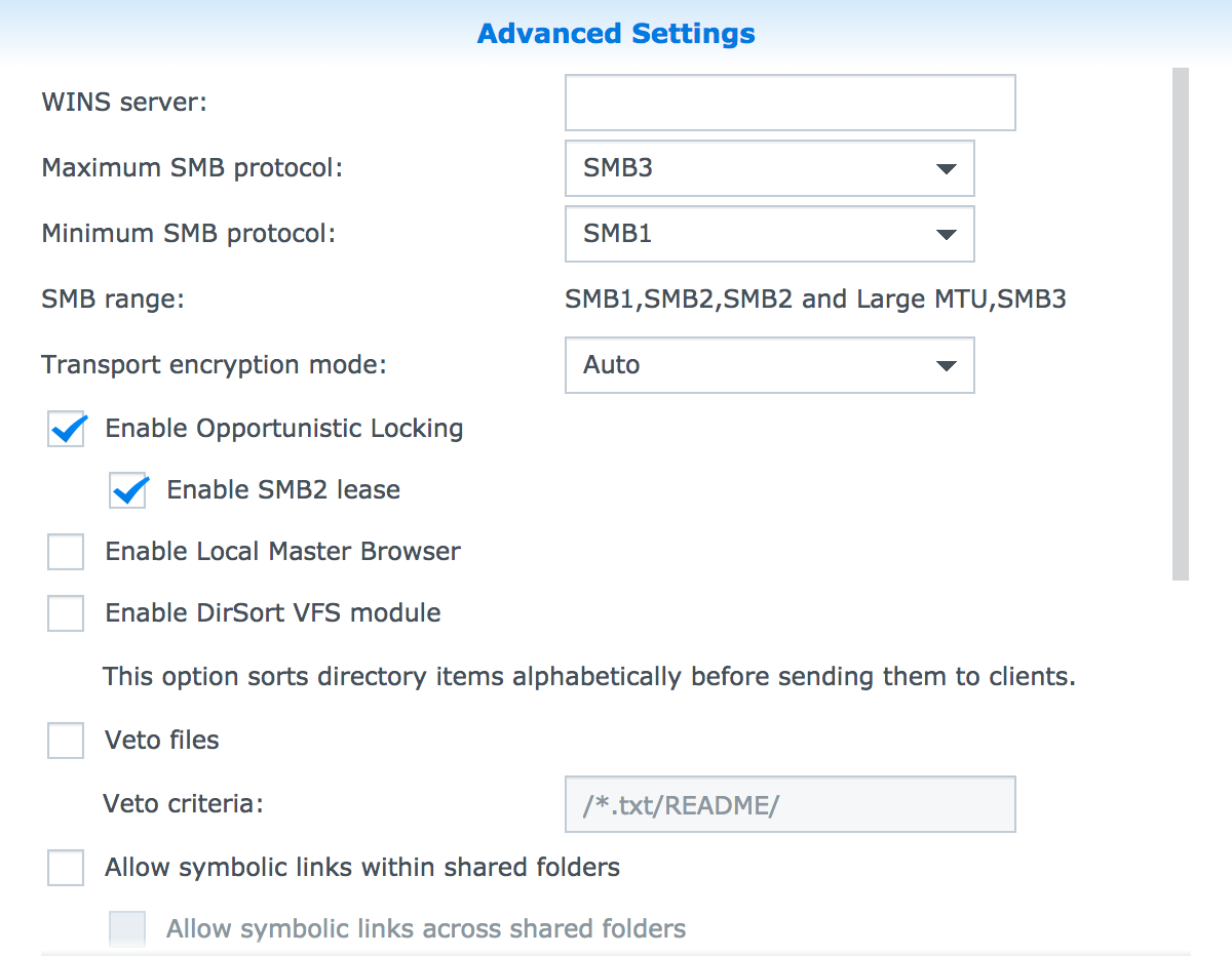 Cannot connect to Synology NAS DS 1517+ - Support - Roon